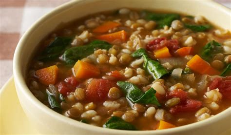 lentil soup recipe dishmaps