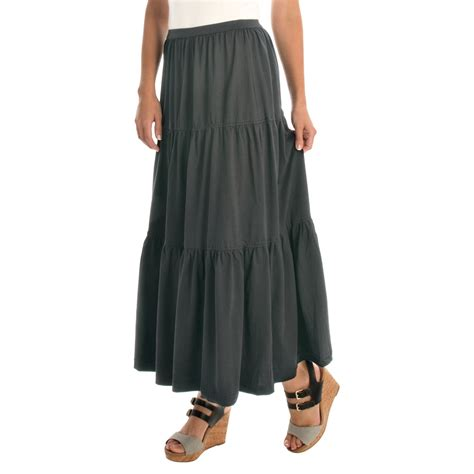 joan vass tiered skirt for save 76