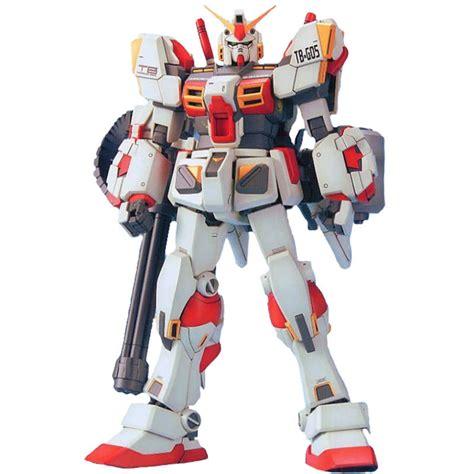 Gundam Rx 78 5 Mg Bandai Bandai 1 100 Mg Rx 78 5 Gundam G05 At Hobby Warehouse