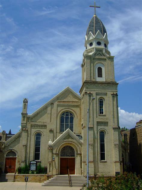st catholic church st s catholic church wisconsin
