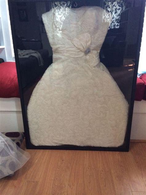 hochzeitskleid box best 25 wedding dress frame ideas on pinterest wedding