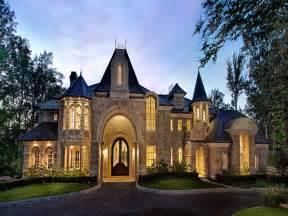 luxury castles homes house plans big beautiful castle flexible square meters land sqm