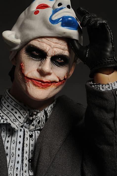 Ngmv3 Figure Joker Batman The Ledger Version Set 5 bank robber joker 1 6th figure joker
