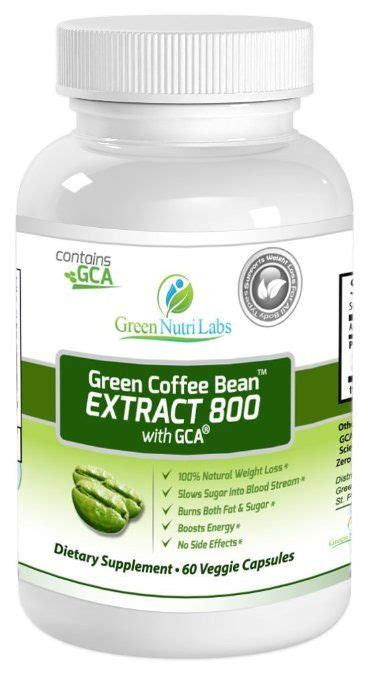 Green Coffee Bean Extract Burner the world s catalog of ideas