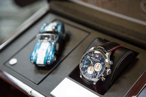 Baume et Mercier Capeland Shelby Cobra et AC Cobra à Montlhery