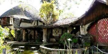 Small Cottages House Plans by Disney Artist Built A Hobbit S House In La And It S