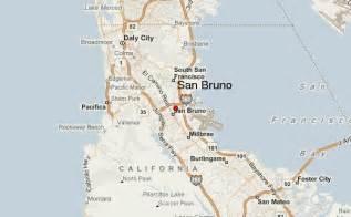 san bruno california map san bruno location guide