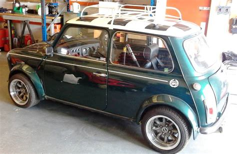 build mini car late mini cooper race rally and trackday cars