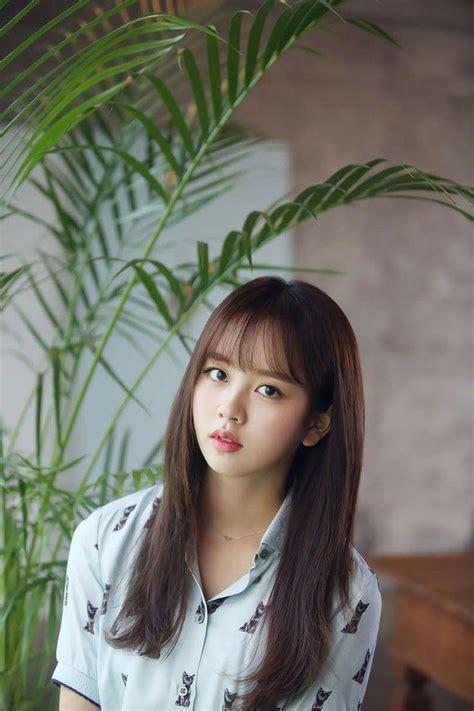 asian stars with bangs kimsohyun korean drama mix pinterest korean korean