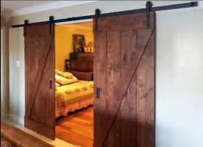 Contemporary door designs barn door