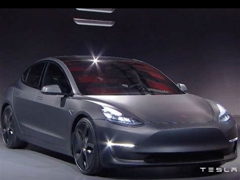 Tesla Model G Tesla Model 3 Top 5 Facts