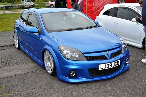 vauxhall astra vxr modified 2009 vauxhall astra vxr modified show car lj09 jxr flickr