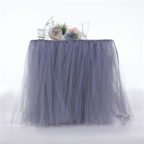 how to do a tutu table skirt 13 ways to a tutu table skirt guide patterns