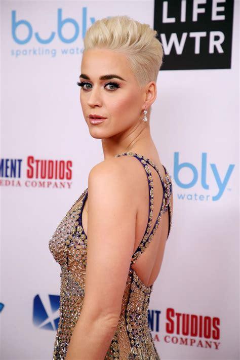 Vanity T Katy Perry At 90th Annual Academy Awards Celebzz Celebzz