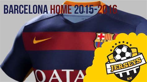 unboxing 06 barcelona home 2015 2016 aliexpress joan