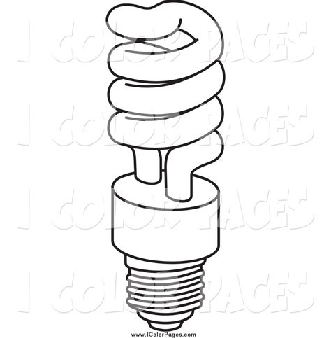 Light Coloring Pages coloring page clip 169 any vector