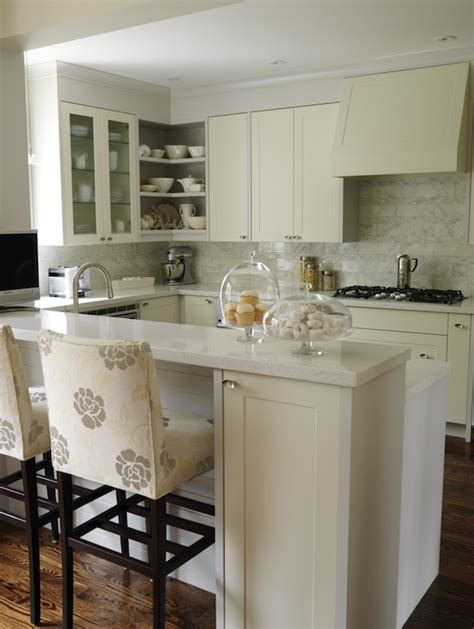 Sarah Richardson Kitchen Designs by Ivory Kitchen Cabinets Transitional Kitchen Ici