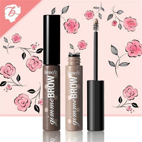 Eyebrow Addict Giveaway Talika by 1000 Images About Benefit Knows Brows On