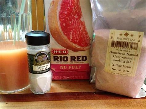Of Tartar Detox Recipe by The 25 Best Sea Salt Flush Ideas On Sea Salt