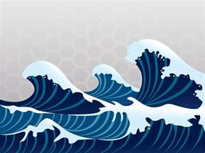 japanese waves painting google search japanese wave