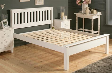 Best Wood For Furniture by White Wood Bed Frames The Best Wood Furniture