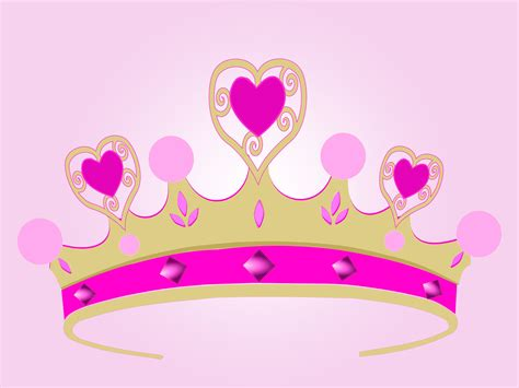 Disney Princess Tiara Template