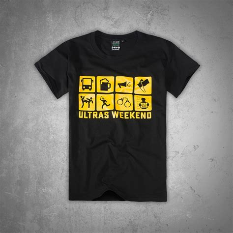 design t shirt ultras ultras tifo streetwear ultras weekend