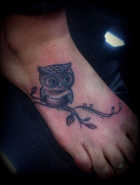 little owl tattoo the gallery for gt owl
