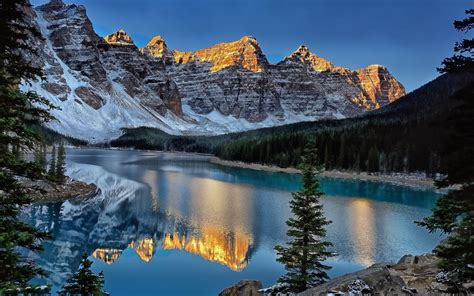 banff national park canada a banff national park earth