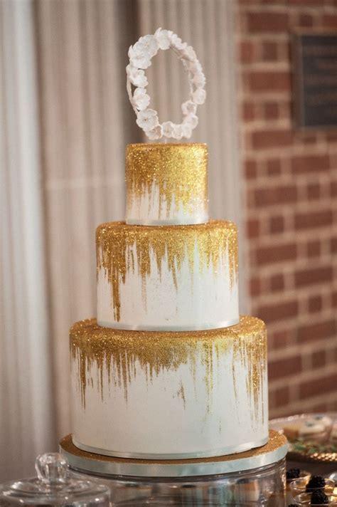 31 Fun and Colorful Drip Wedding Cakes   Wedding