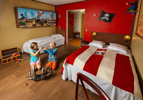 pirate room legoland 180 inn motel pirate room 4 persons incl