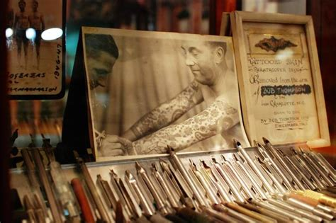 tattoo museum new orleans the craziest museums in new orleans wsj
