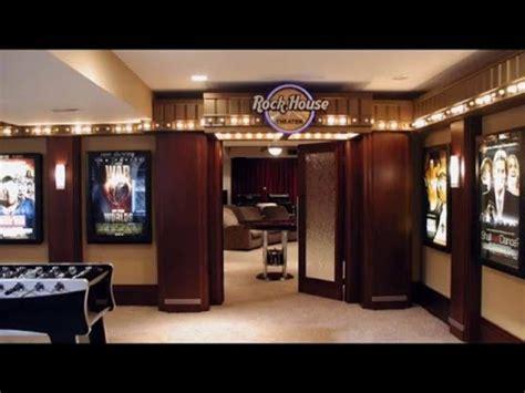 home theater doors ideas youtube