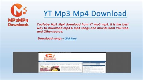 download mp3 from yt yt mp3 mp4 download