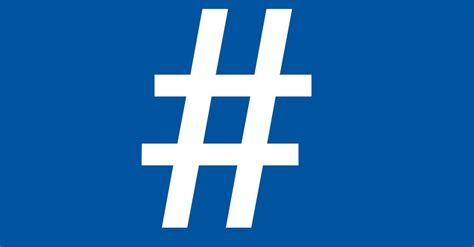 finally gets hashtag support