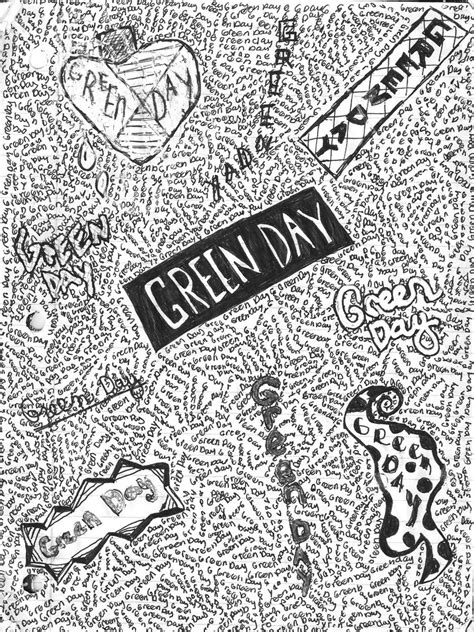 wallpaper green day tumblr green day word collage by movingpictures1981 on deviantart