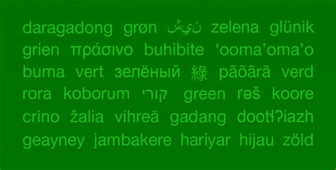 colors in different languages language why that color munsell color system color