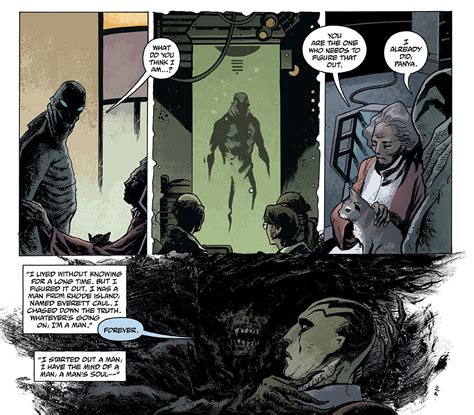 abe sapien dark and spotlight on abe sapien comic vine