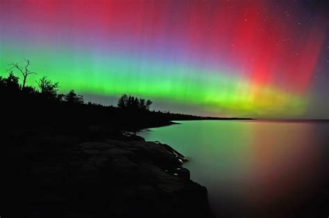 Northern Lights Mn by Northern Lights Duluth Minnesota