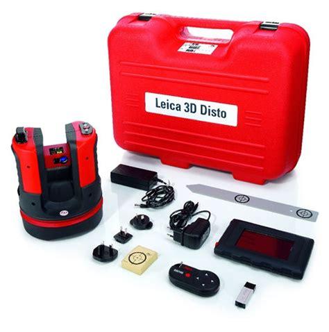 Leica 3d Disto Surveying C 3d Disto Laser Templator