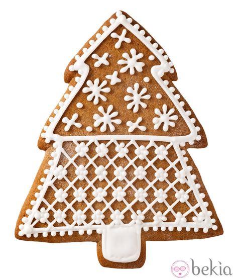 galleta de 225 rbol de navidad con estrellas ideas para