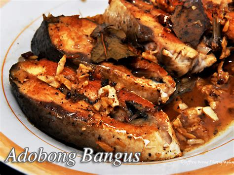 printable pinoy recipes adobong bangus panlasang pinoy meat recipes