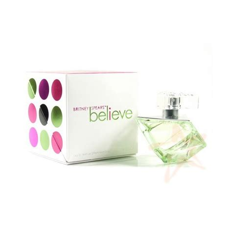 Britneys Newest Advert For Fragrance Believe by Believe 30ml Eau De Parfum Spray Half