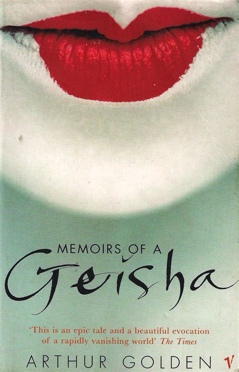 book memoirs of a geisha kennedy