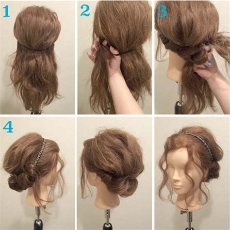 simple hoco hairstyles retro hairstyles on tumblr