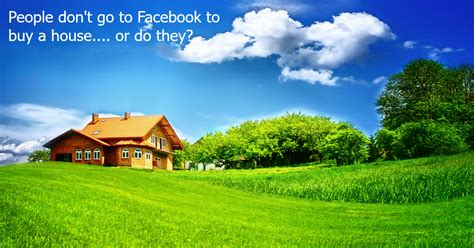people buying a house people don t go to facebook to buy a house and other lies we believe