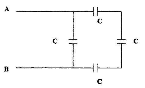 the capacitor network shown above the capacitor network shown above 28 images basic electronics guide yaoubsin capacitors in