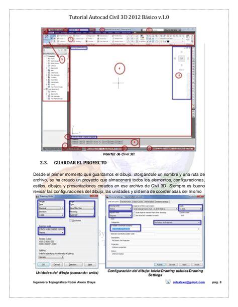 tutorial autocad map 3d 2012 tutorial autocad civil 3d 2012 bc3a1sico v