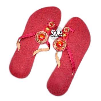 Sandal Bali Warna Warni kaki bali shop sandal bali kain ethnic