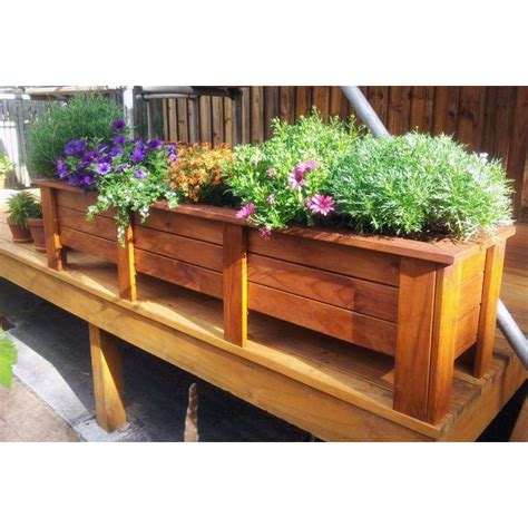 Bunnings Planter Boxes by Topic Wooden Planter Boxes Bunnings New